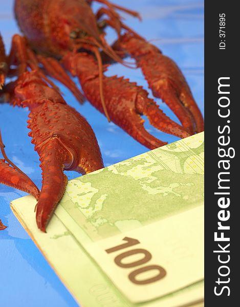 Crawfish and Euro