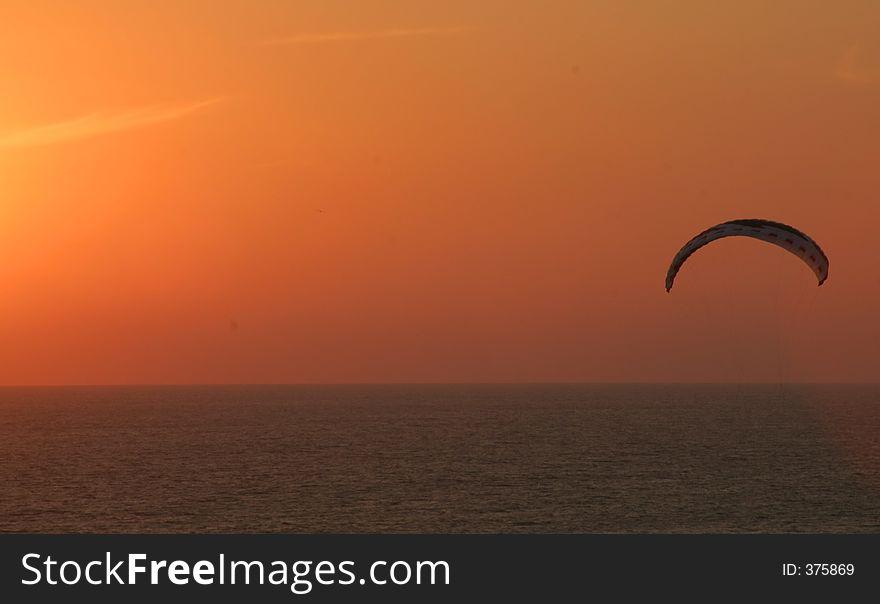Wind Surffing