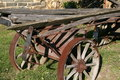Free Antique Horse Wagon Royalty Free Stock Photo - 3708705