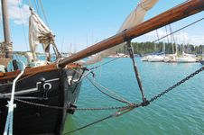 Free Sailing Ship Stock Photo - 3700680