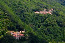 Italian Villages No.1 Royalty Free Stock Photos