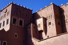 Free Morocco Palace Royalty Free Stock Photos - 3701268