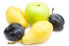 Free Fresh Fruits Royalty Free Stock Photography - 3702627