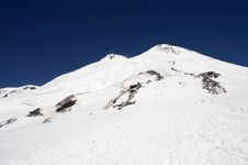 Free Elbrus Royalty Free Stock Photography - 3703117