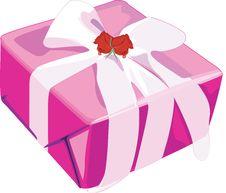 Free Gift Royalty Free Stock Image - 3703146
