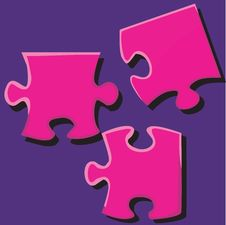 Free Puzzle Royalty Free Stock Image - 3703196
