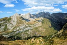 Free French Pyrenees Royalty Free Stock Photos - 3704308