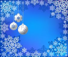 Free Christmas Background Vector Stock Photos - 3706963