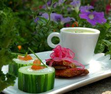 Free Fresh Dessert Platter Stock Photo - 3707790