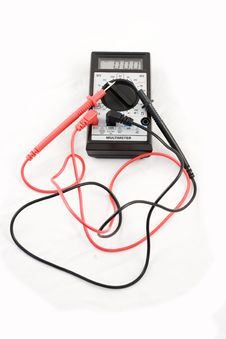 Free MultiMeter Stock Images - 3708024