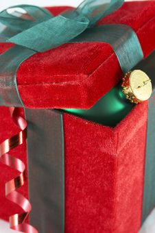 Free Holiday Box Stock Images - 3709174
