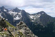 Free The High Tatras Mountains, Slovakia Stock Photography - 3709722