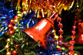 Free Xmas Bell Royalty Free Stock Image - 3710196
