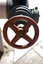 Free Vavle Wheel Royalty Free Stock Photos - 3713118