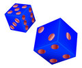 Free Dice Royalty Free Stock Photography - 3713367