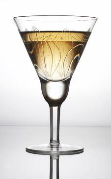 Wineglass Close-up Stock Photos