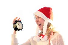 Christmas Is Coming. Royalty Free Stock Photo