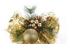 Free Christmas Ornament XXL Stock Photography - 3711822
