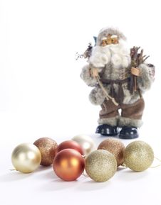 Free Christmas Gifts XXL Royalty Free Stock Image - 3712106