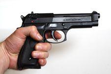 Free Pistol Royalty Free Stock Photo - 3712165