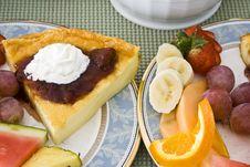 Free Healthy Breakfast Stock Photos - 3712243