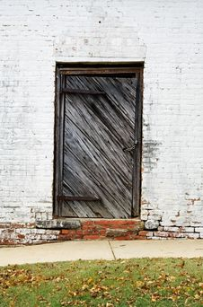 Free Jail House Door Stock Photography - 3713652