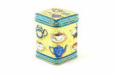 Free Tea Box. Royalty Free Stock Photos - 3713898