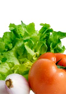 Free Italian Salad Royalty Free Stock Photo - 3714165