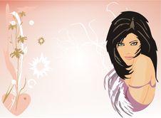 Free Beautiful Brunette Stock Image - 3714611