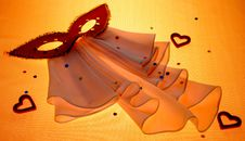 Carnival And Accessories Stock Photography