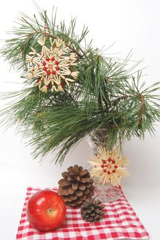 Free Christmas Decorations Stock Photo - 3714920