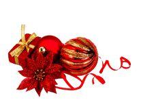 Free Christmas Decors Stock Photo - 3715280