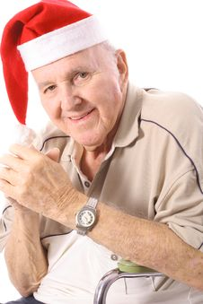 Free Holiday Senior Royalty Free Stock Images - 3716379