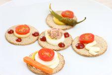 Free Snacks Stock Photography - 3717032