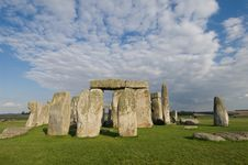 Free Stonehenge Royalty Free Stock Photo - 3717115