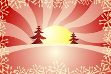 Free Christmas Trees Royalty Free Stock Photos - 3718578