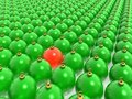 Free Christmas Balls Stock Photo - 3726050