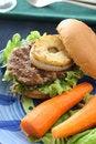 Free Burger Stock Image - 3729481