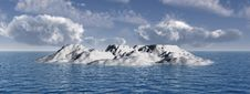 Free Iceberg Royalty Free Stock Photography - 3720157