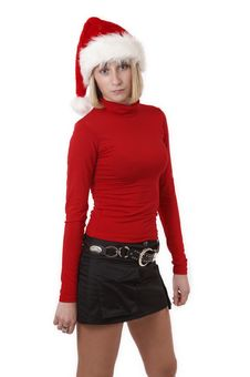 Free A New Breed Of Mrs Clause Royalty Free Stock Photo - 3720335