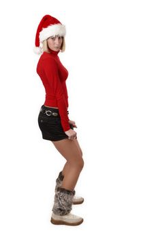 Free A New Breed Of Mrs Clause Royalty Free Stock Photography - 3720367