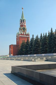 Free Tower In Kremlin Stock Photography - 3721172