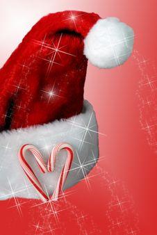 Free Sweet Santa Royalty Free Stock Images - 3721999