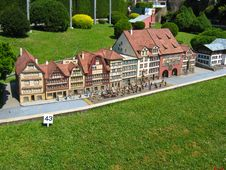 Free Miniatur Swiss, Famous Buildings In Switzerland Royalty Free Stock Photo - 3722605