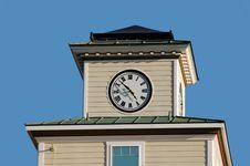Free Clock Tower Royalty Free Stock Photos - 3722848