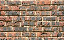 Free Brick Wall Royalty Free Stock Image - 3722896