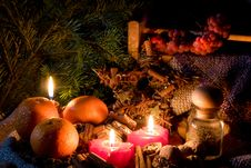 Free Christmas Still-life Stock Images - 3723234