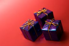 Free Gifts Royalty Free Stock Photo - 3723305