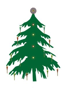 Free Christmas Background Royalty Free Stock Image - 3724066