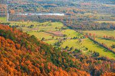 Free Autumn Golf Royalty Free Stock Image - 3724596